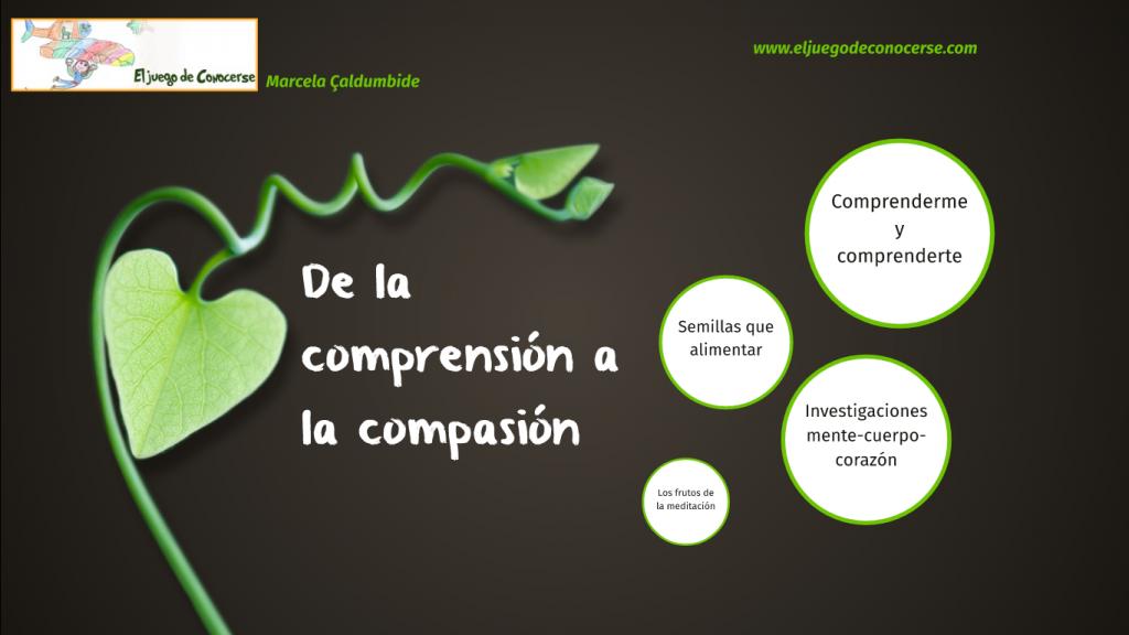 presentación comprensión