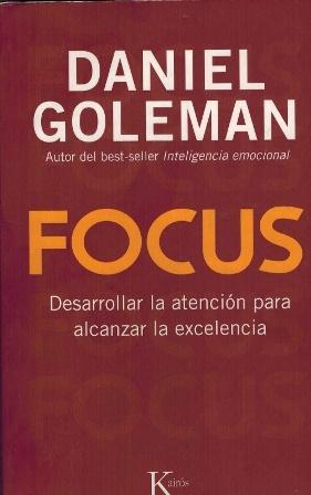 RECENSIÓN DE FOCUS DE DANIEL GOLEMAN
